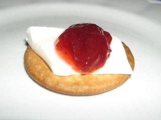 Tarta de Queso (casera)
