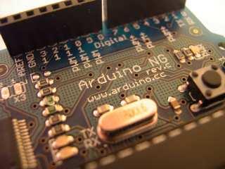 Por partes II. (Arduino)